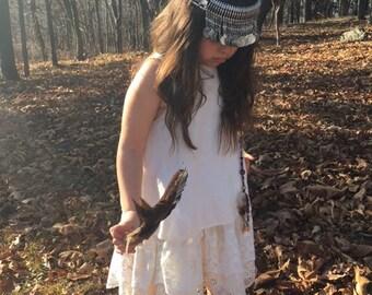 child's dress, girls dress, kid's dress, special occasion dress, bohemian dress, hippie dress, toddler dress, dresses, LUNA DRESS