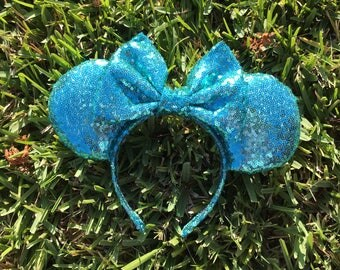 Tiffany Blue Ears