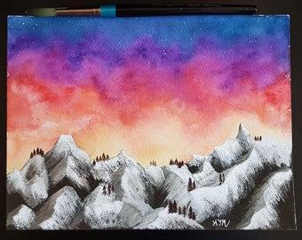 The Sunset (Original)