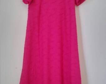 Mennonite girls dress size 7/8. Conservative, modest