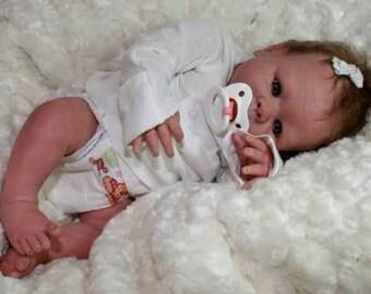 Kinsey reborn doll kit by Denise Pratt  (Discontinued)