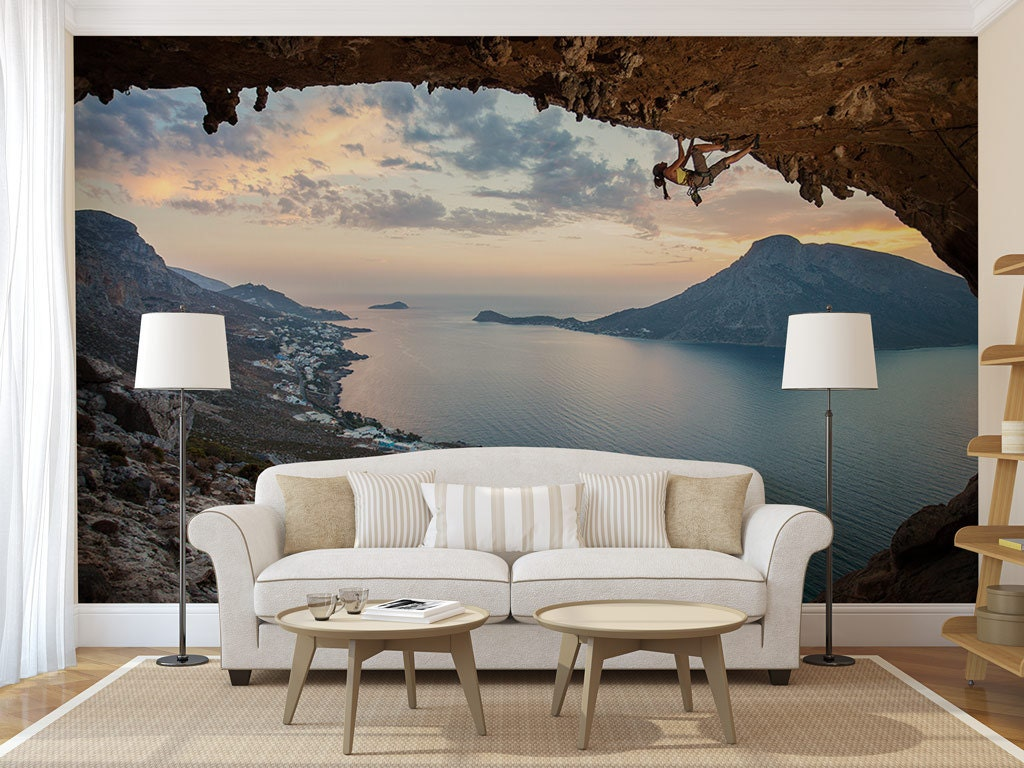 Dark mountain wall sticker self adhesive photo wall mural wall dark mountain wall sticker self adhesive photo wall mural wall decal wall amipublicfo Choice Image