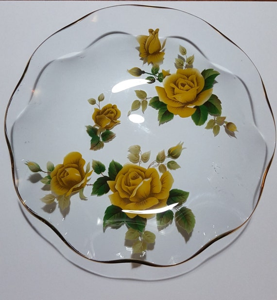 Vintage Chance Glass S...