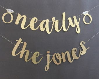 Soon To Be Mrs Banner, Bridal Shower Banner, Bachelorette Banner, Wedding Banners, Enagement Party