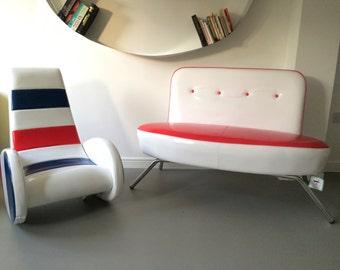 Funky American style Sofa Chair Armchair Playroom Kids furniture