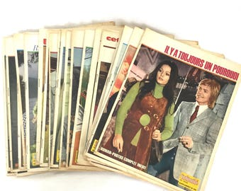 "Set of 25 novels ""privacy of home"" 1976"