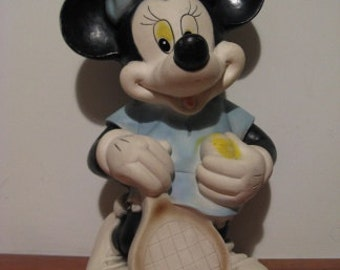 Old vintage Walt Disney Minnie Mouse ... Gummi years 50/60!