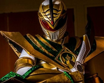 Lord Drakkon Evil Ranger Cosplay accessories (Armor and helmet)