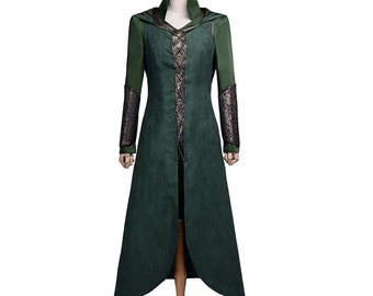 The Hobbit Desolation of Smaug Tauriel Cosplay Costumes
