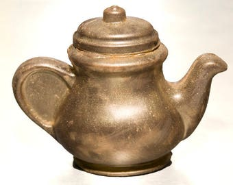Chocolate Teapot Golden