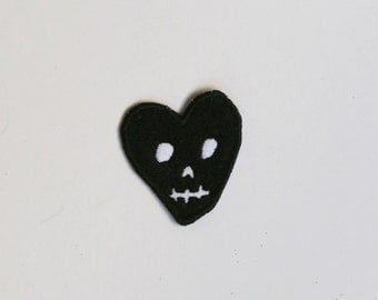 DeadHeart Iron-on Patch