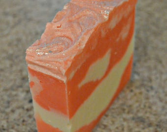 Blossoming Orange Soap Bars, skin care, fresh, clean, shower accessories, bath & body, gifts, floral scent, natural, eco friendly, oranges