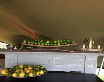 Whisky Barrel Stave Bowl / Platter