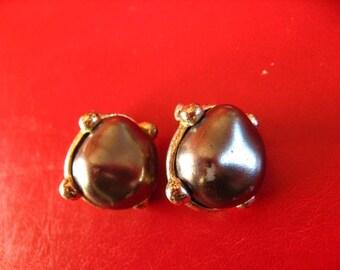 Pair of ear Clip - Agatha Paris