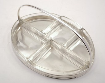 Silver Plated Serving Dish, Circa 1930