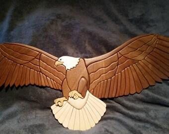Eagle - Instarsia