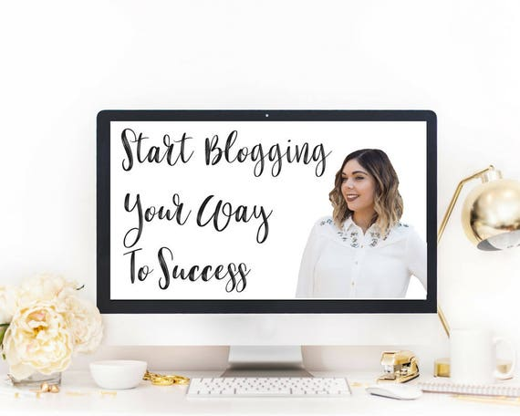 Start Blogging Your Way To Success Course by Emma Mumford The Coupon Queen