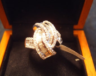 Ladies  Diamond Ring 1.3 carats