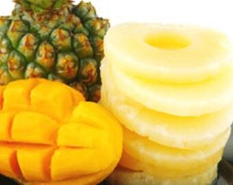 Pineapple Mango Soy Candle