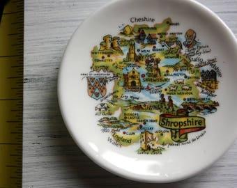 Shropshire The Wrekin Shrewsbury Souvenir, All Friends Round the Wrekin Gift, Tolkien Middle Earth, The Wrekin Song, Salop, Shrops, Salopian