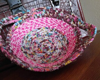 Pink and Brown Multi Bowl
