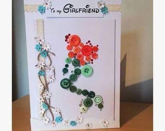 Handmade Disney Card
