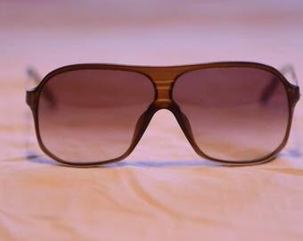 Vintage Carrera Aviator sunglasses 80's 5535-10 made in Germany