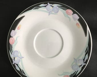 Caravel By Excel Vintage Tableware 6 inch saucer NEW