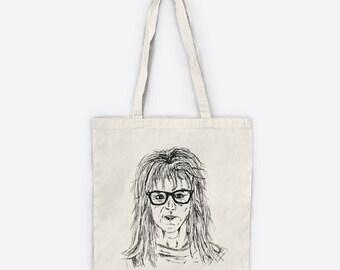Garth Algar (Wayne's World) Tote Bag - FREE Shipping