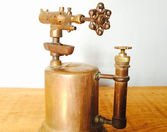 Unique Vintage Blow Torch