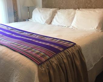 Bohemian Bed Runner