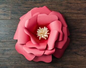 Lyla Bloom Jumbo Paper Flower Wedding Bridal Nursery Shower Decor Cardstock