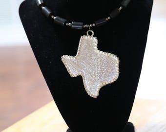 Texas Black/Silver