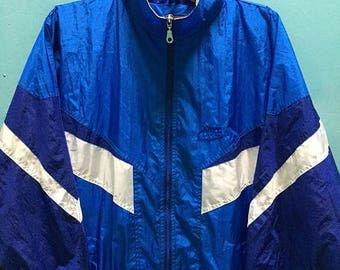 SALE 10 % Vintage 90s Nike windbreaker Jacket Hip Hop Size XL