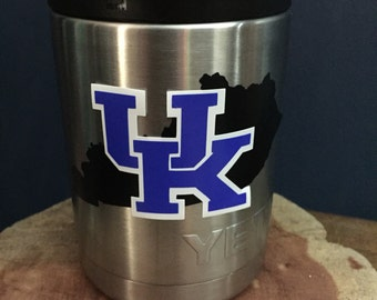 Kentucky decal, Kentucky wildcats, Kentucky Yeti decal, University of Kentucky, Swell decal, Yeti decal