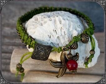 BOHO Bracelet Starfish