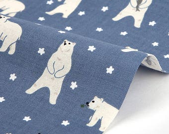 DailyLike Fabric (Cotton) - Friendly bear