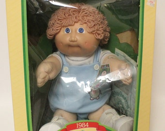 Original Cabbage Patch Doll Kids 1984 Fernando Doug