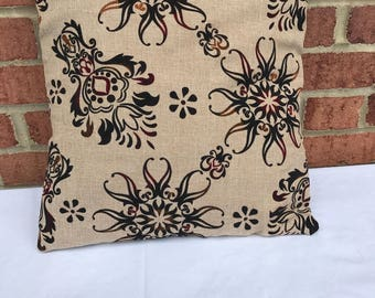 Suti Indian Style Pillow cover.