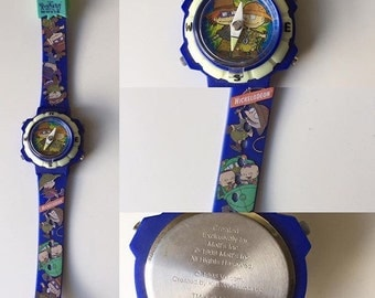 Nickelodeon Rugrats promotional watches NEW Burger King wrist watch giveaway