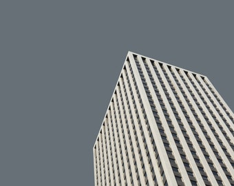 59 Maiden Lane, Wall Art, Print, NYC Architecture, City Series, Digital Download, New York, Choose Your Color, Fine Art, NYC photo