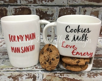 Milk & Cookie Mug - Personalized