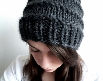Knitting Pattern PDF - Bailey Beanie