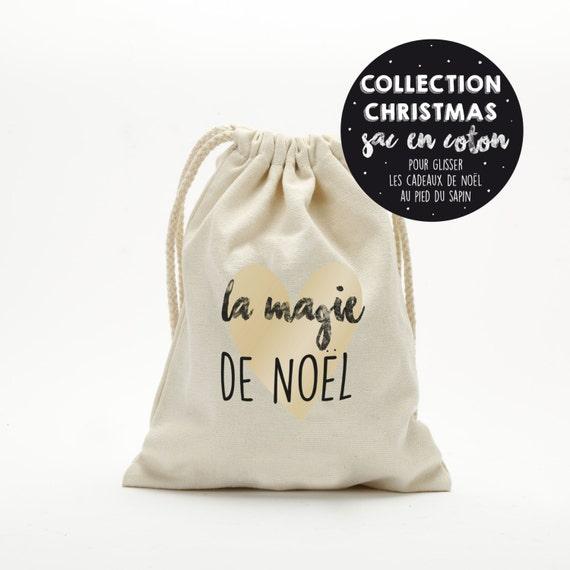 The magic of Christmas bag
