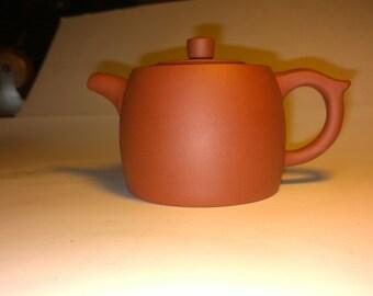Authentic Yixing Zisha Tea Pot Red Clay