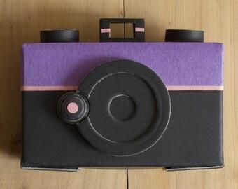 JALU35 The Handmade Cardboard Pinhole Cámera