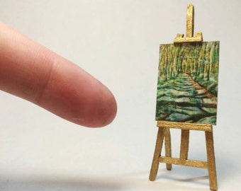 Choose Your Own Photo Miniature Easel