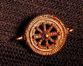 Roman Wheel Pendant - Y-16