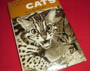 Wild Cats by C.B. Colby