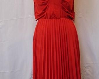 Refashioned Vintage Dress